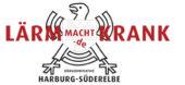Logo Laerm macht krank.indd